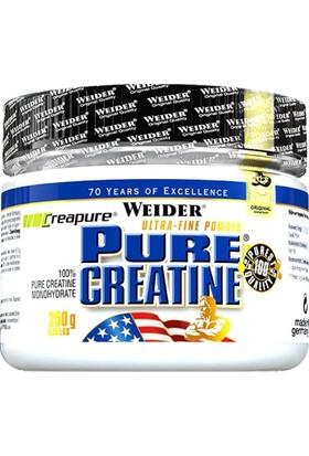 Weider Pure Creatine 250 Gr (Orijinal Distribütör Bandrollü)