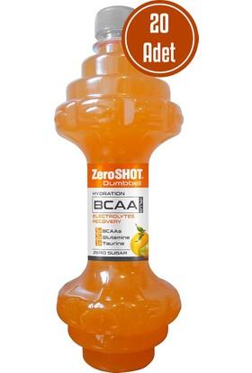 Zero Shot Dumbbell Bcaa Plus 475 ML 20 Adet Portakal Mango