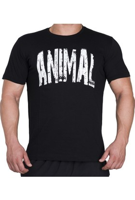 Supplementler.com Animal T-Shirt Siyah Small