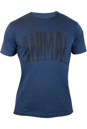 Supplementler.com Animal T-Shirt Koyu Gri Large