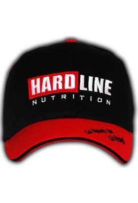Hardline Amerikan Beyzbol Şapka Siyah-Kırmızı Siyah-Kırmızı