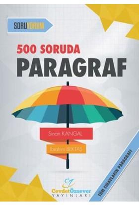 Cevdet Özsever 500 Soruda Paragraf - Sinan Kangal