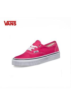 Vans Vur8ln8 Authentic Rouge Red-True White
