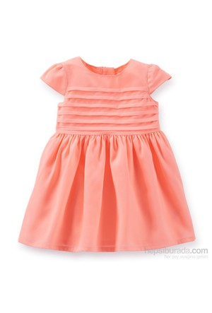 Carter's Kız Bebek Parti Elbisesi 121D113