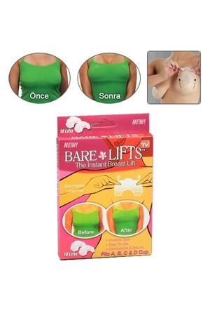 New Bare Lifts Göğüs Dikleştirici Bant