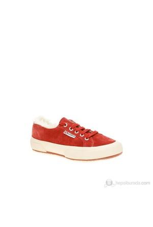 Superga Suebu Kadın Ayakkabı Kırmızı