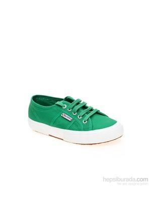 Superga Cotu Classic 2750-C88 Kadın Ayakkabı Koyu Yeşil