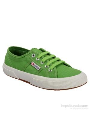 Superga Cotu Classic Kadın Ayakkabı Yeşil