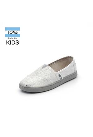 Toms 10007638 Silver Glimmer Yt Alpr Esp Ayakkabı
