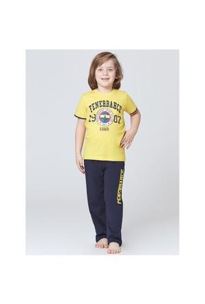 Fenerium Pijama Takımı 8058