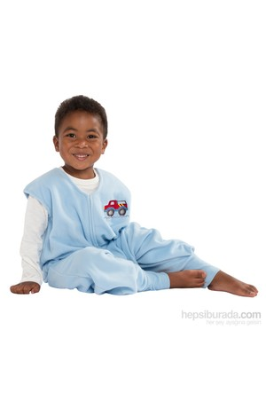 Halo® Sleepsack® Çocuk Polar Uyku Tulumu - Mavi Kamyon