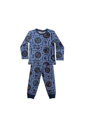 Zeyland Erkek Çocuk Balik Desenli Pijama Takimi K-42Z604pjm21