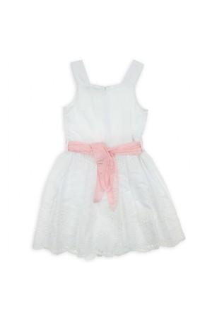 Modakids Bulicca Kız Çocuk Elbise (7-11Yaş) 029-7058-027