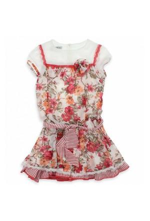 Modakids Bulicca Kız Çocuk Elbise (7-11 Yaş) 029-7162-028