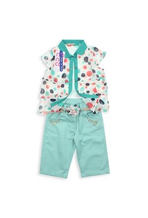Modakids Nanica Kız Çocuk Kaprili Takım(4-8 Yaş) 001-57525755-019