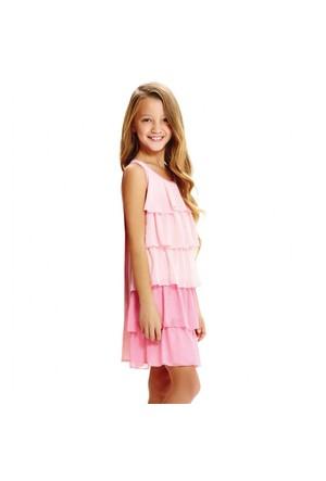Modakids Wonder Kids Kız Çocuk Elbise 010-1534-021