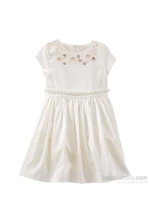 Carter's Kız Bebek Parti Elbisesi 431G024