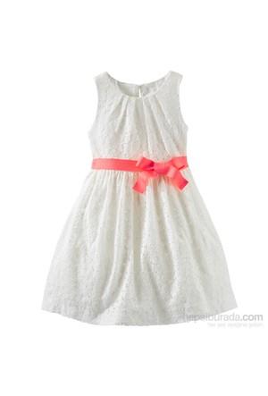 Carter's Küçük Kız Çocuk Parti Elbisesi 451A432