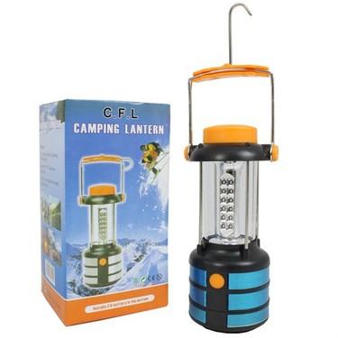 CFL 36 Ledli Kamp Feneri Camping Lantern 80101 Fiyatı