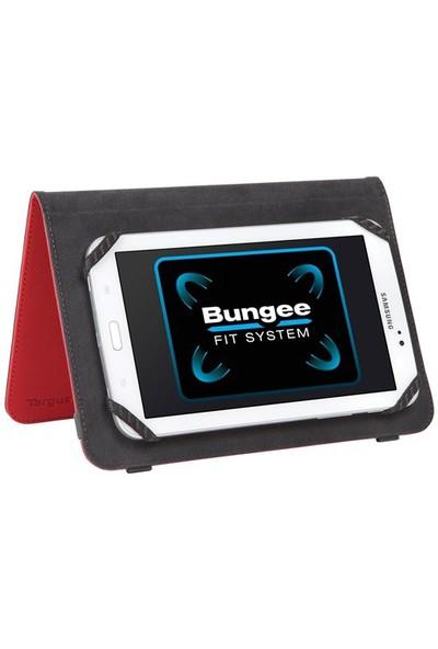 "Targus THZ33801EU 7-8"" TabletFlip Kırmızı Universal Tablet Kılıfı"