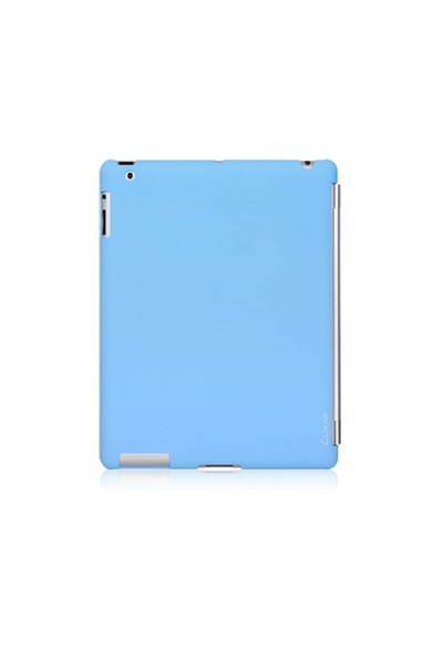 Luxa2 Mavi New iPad Tough Case Plus Plastik Kılıf