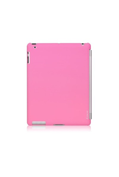 LUXA2 iPad 3 Tough Case Plus Plastik Kılıf - Pembe (LX-LHA0063-C)