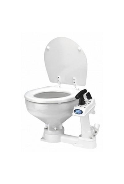 Jabsco Manuel Tuvalet. Küçük Taş