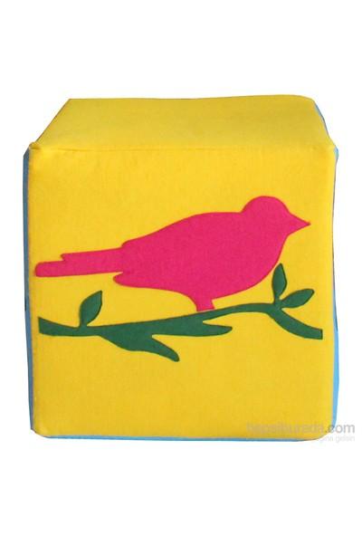 Robins Kuşlu Puf
