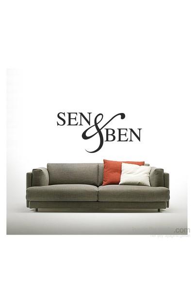 Artikel Sen & Ben Duvar Yazısı