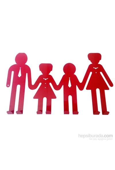 Aile Kapı Askısı 1