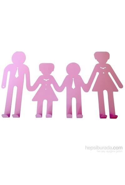 Aile Kapı Askısı 6