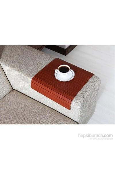 Esser - Koltuk Sehpası - Latin Kiraz 30x40
