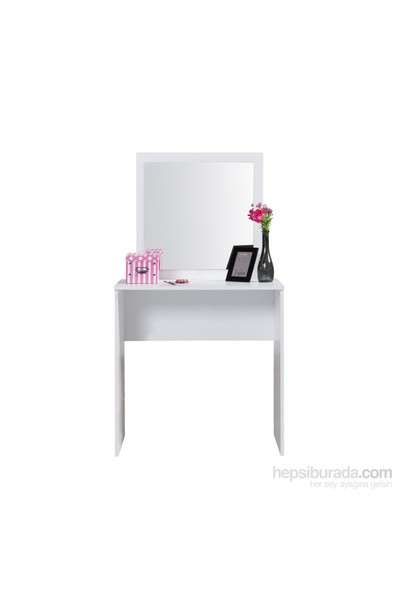 Tdesigno Viyana Şifonyer Aynalı - Beyaz