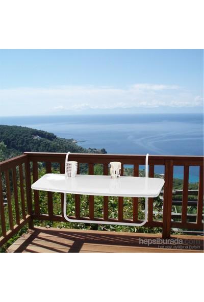 Ellnaz Balkon Masası