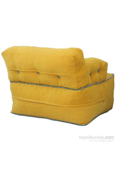 Tonbo Tekli Koltuk Sarı