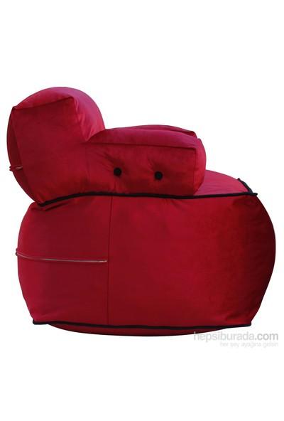 Tonbo Tekli Koltuk Kırmızı