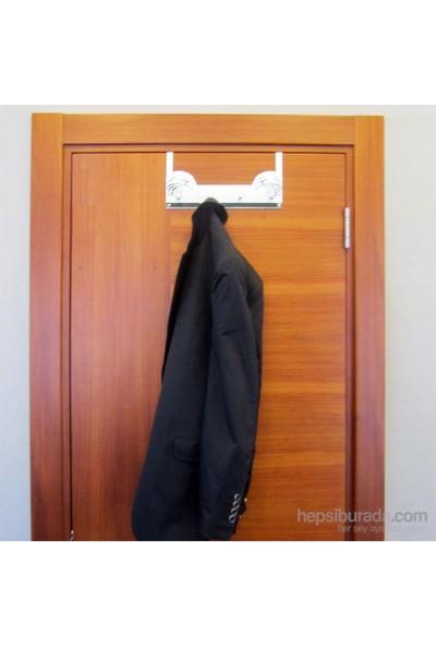 Taraftar Askısı (Siyah-Beyaz) Kapı Askılığı 1