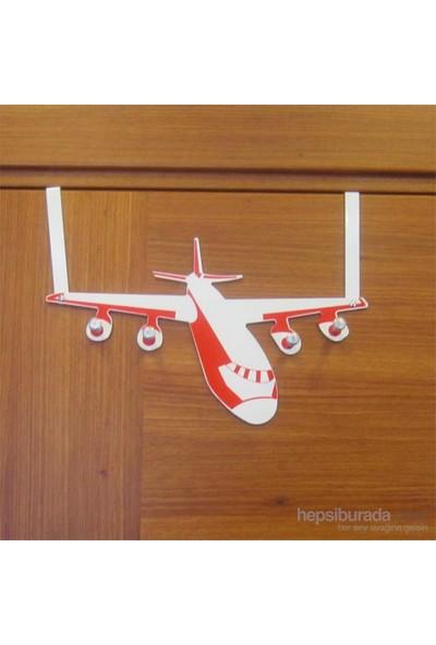 Uçak Şekilli Kapı Askısı 3