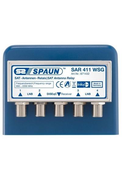 Spaun Sar 411F Diseqc Switch