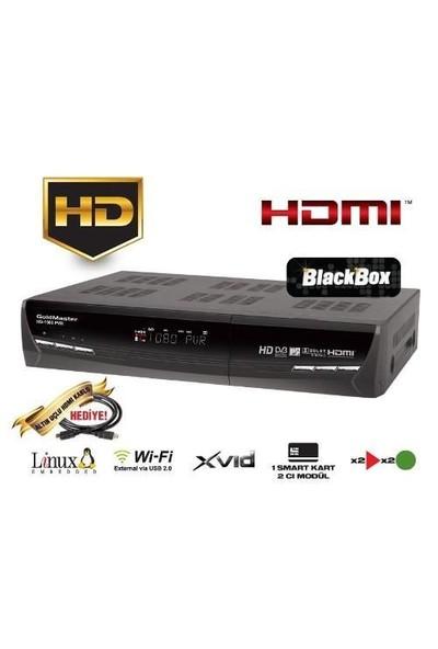 Goldmaster Hd-1080 Pvr Dijital Sı Uydu Alıcı