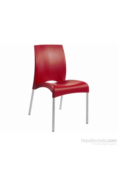 Papatya Vital-S Sandalye Kırmızı