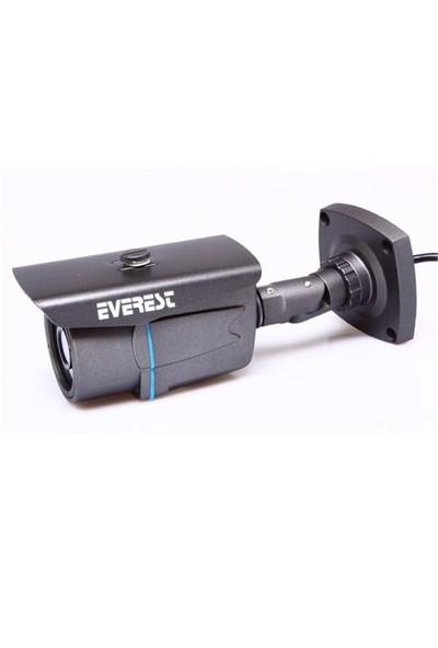Everest SFR-382 Sony Effio CCD Sensör 700TVL 12 Ledli Osd Menü Güvenlik kamerası