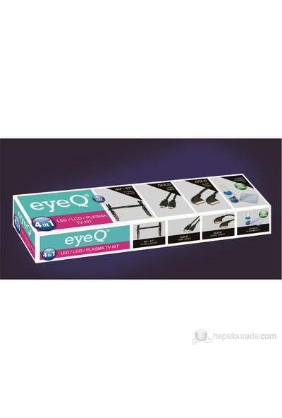 "eye-Q EQ-TVKIT42 (40""-47"" ASKI APARATI+HDMI KABLO+EKRAN TEM.+SCART KABLO)"