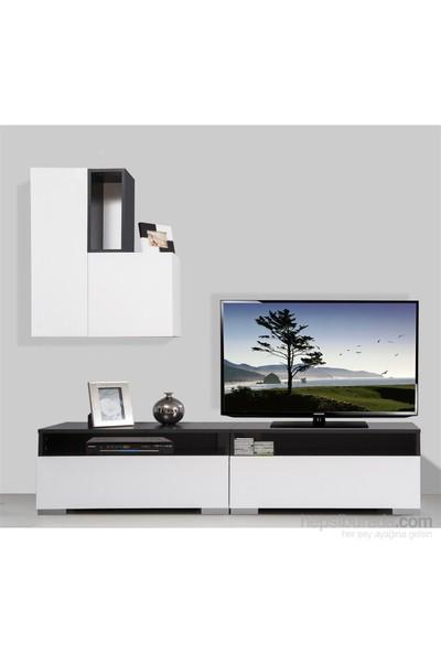 Kenyap Plus 813918 Diamond Tv Ünitesi Siyah