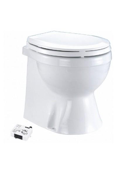Tmc Elektrikli Lüks Marin Tuvalet. 12V