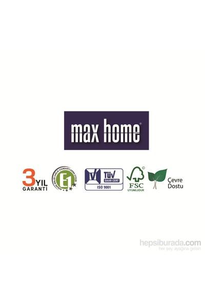 Max Home 5 Katlı Kitaplık ( Beyaz )