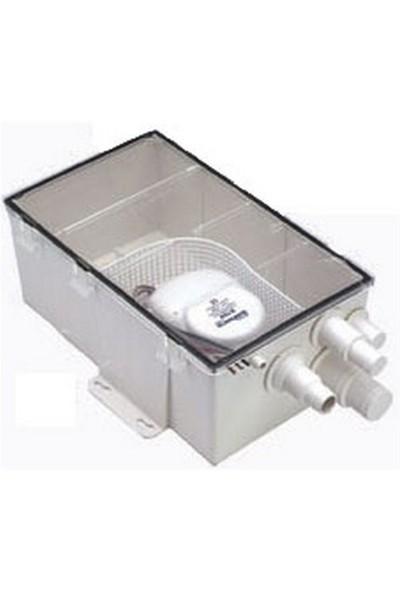 Attwood Duş Boşaltma Sistemi. 24V, 750Gl/Saat