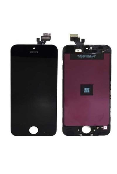 İphone 5 Dokunmatik Lcd Ekran Siyah