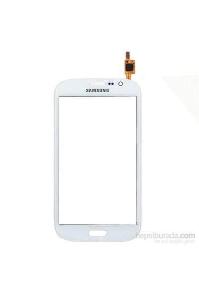 Samsung Galaxy Grand Duos İ9082 Dokunmatik Lens Beyaz