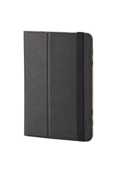 """Targus Folio Stand 7-8"""" Universal Siyah Tablet Kılıfı THD455EU"""